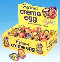 Cadburycreameggs